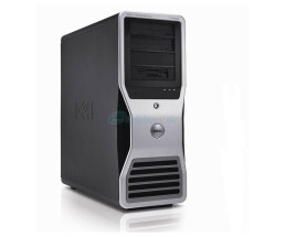 Dell Precision T5500 Tower - Xeon E5603 1.60 GHz - 3GB Ram - 250GB HDD - DVD - Used