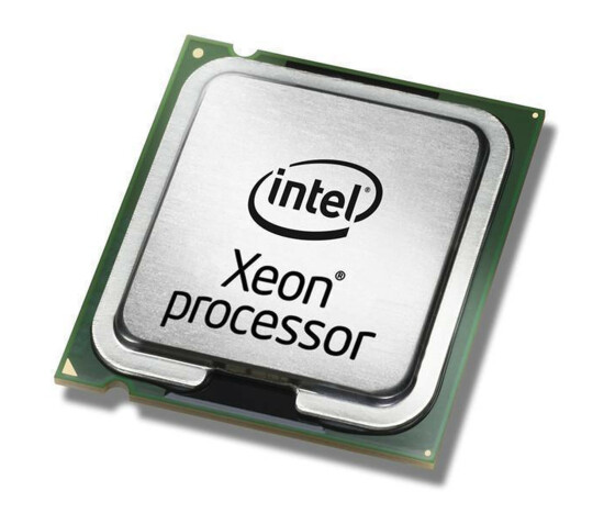 Intel Xeon E5640 / 2.66 GHz processor - LGA1366 - 12 MB cache - 4-core