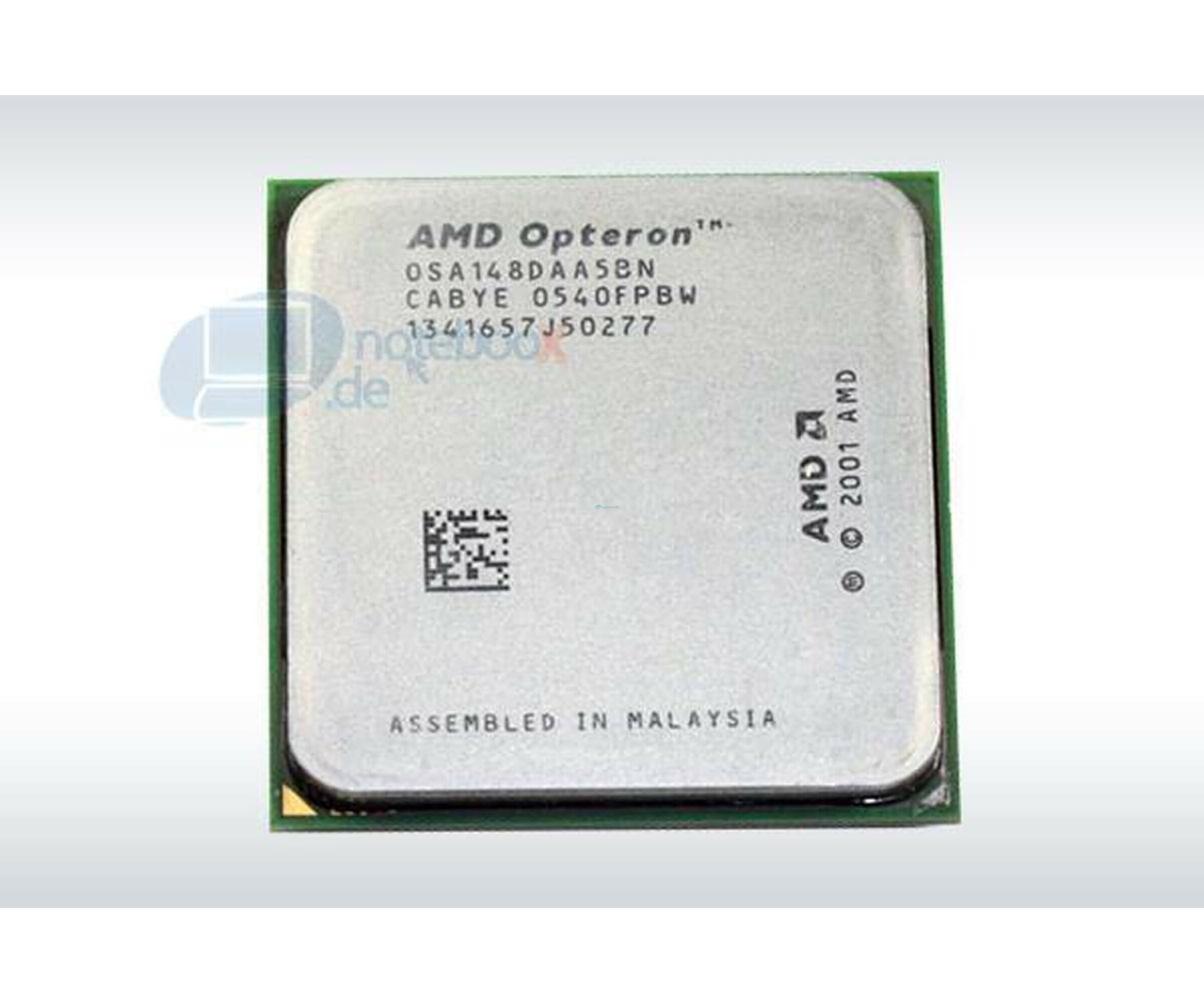 AMD Athlon II X2 240 - 2,80 GHz Prozessor 2MB L2 - Socket AM2+ - ADX2400CK23GQ