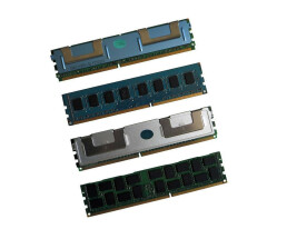 Nanya NT1GT72U4PA0BV-5A Memory - 1 GB - PC-3200 - 240-PIN...