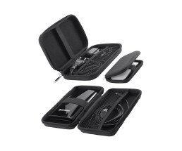 Exponent 56032 - Pouch case - Any brand - Black