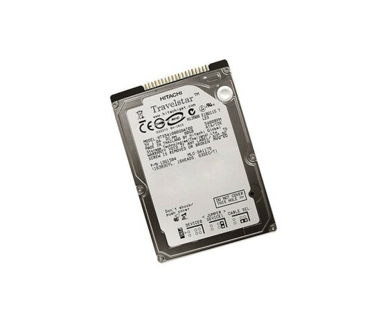 Hitachi Travelstar HTS421240H9AT00 - Festplatte - 40 GB -...