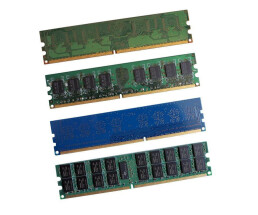 Hynix HYMP512R72BP8-E3 Memory - 1 GB - PC-3200 - 240-pin...