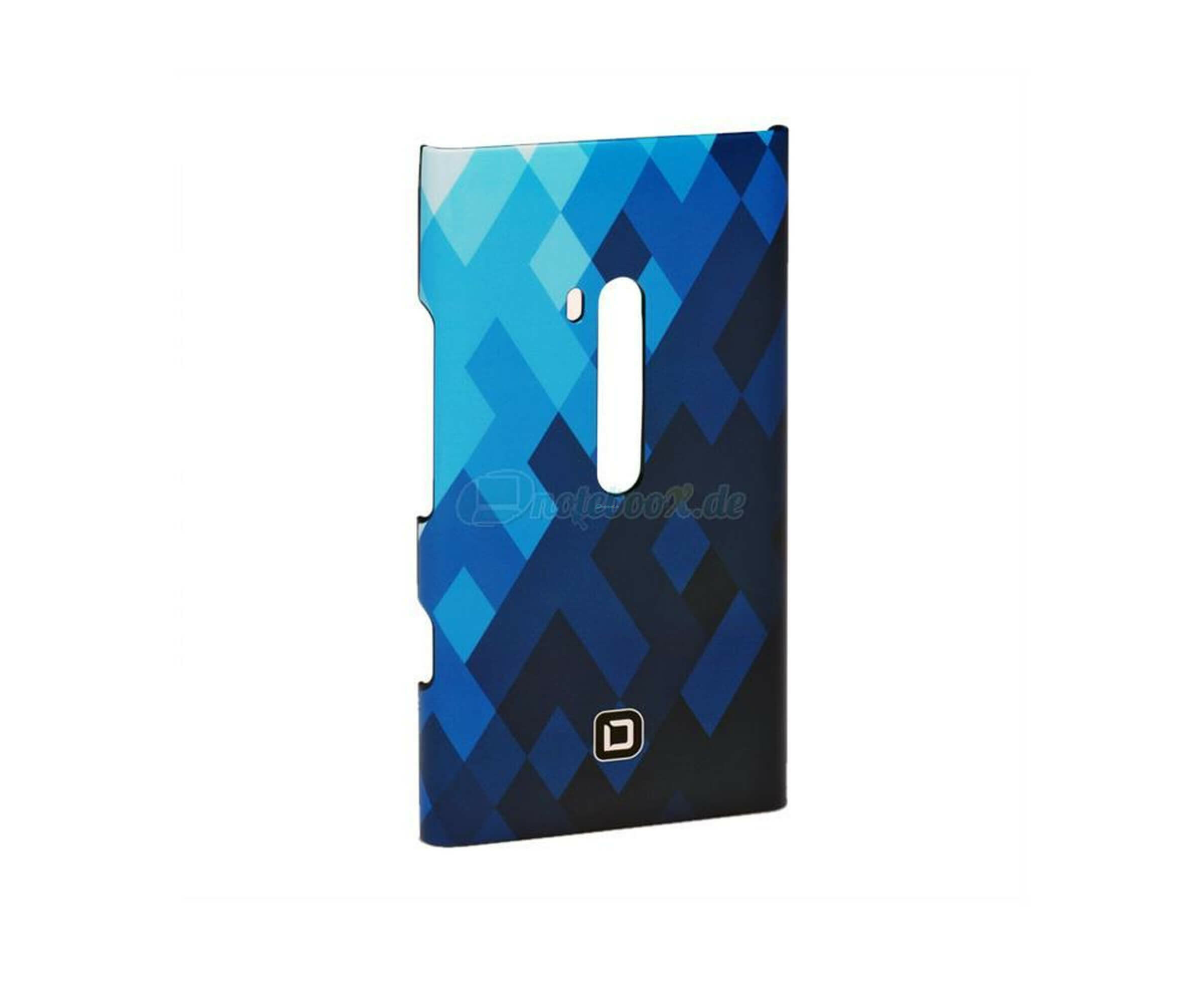 Dicota D30495 Hard Cover - Nokia Lumia 900 - Hartschale blau - Hard Cover Blue