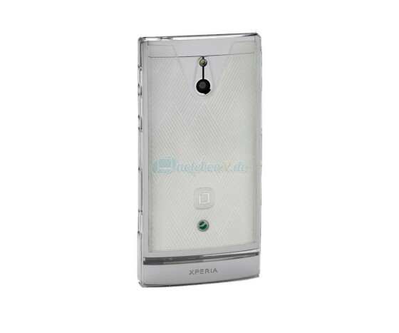 Dicota D30519 Slim Cover - Sony Xperia P - Hartschale transparent - Hard Cover Transparent