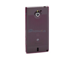 Dicota D30534 Slim Cover - Sony Xperia Sola - Hartschale...