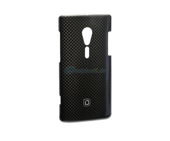 Dicota D30569 Hard Cover - Sony Xperia Ion - Hartschale schwarz - Hard Cover Black