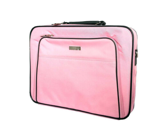 "Dicota N24118P BaseXX / bus. NBC 15-17.3 ""- Case for notebook pink - Pink Notebookbag"