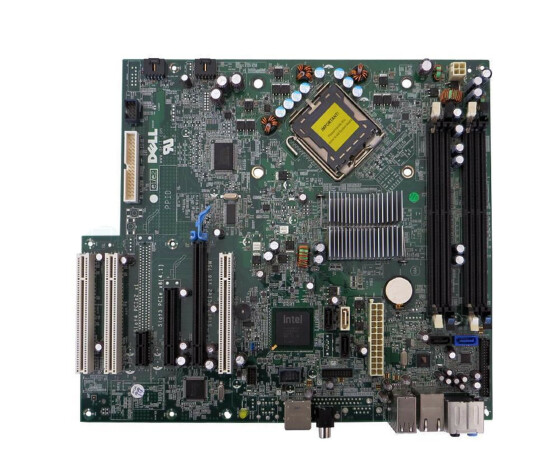 Dell TP412 Motherboard - Mainboard für Dell Precision T3400
