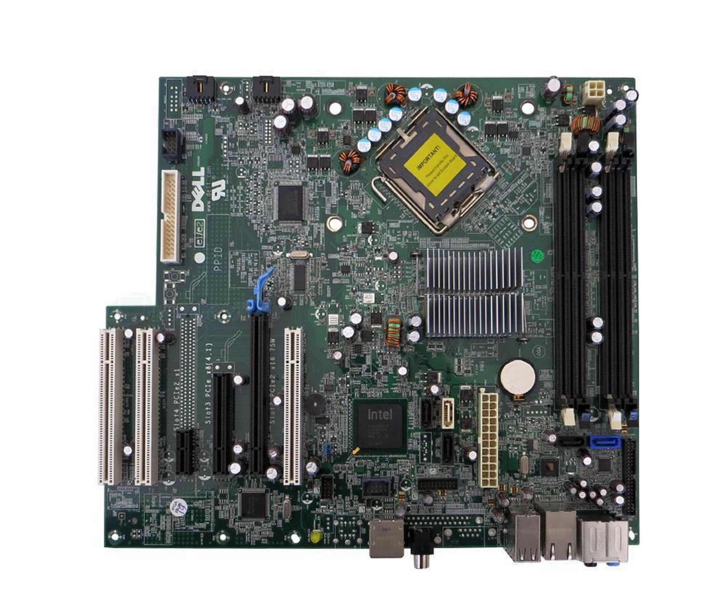Dell TP406 Motherboard - Mainboard für Dell XPS 420