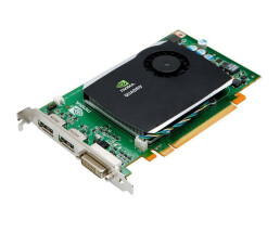 PNY NVIDIA Quadro FX 580 - graphics adapter - PCIE - 512...