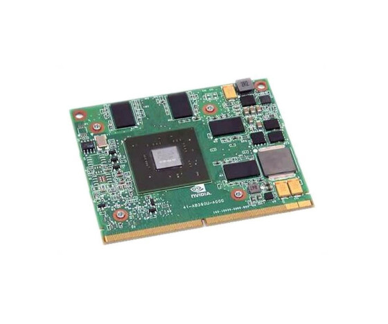 NVIDIA GeForce GT 240M - Grafikadapter - 1GB DDR3 - N10P-GS-A2