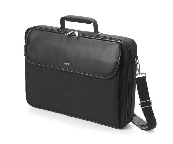 Dicota BaseXX Value Kit 12.1 - Tasche für Notebook schwarz - Notebookbag Black - inklusive USB Maus 800dpi - D30290