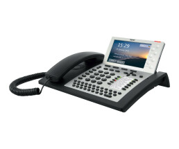 Tiptel 3130 - VoIP phone - three-way call function