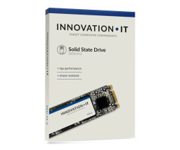 Innovation IT SSD 240GB Black M.2 retail - Solid State Disk