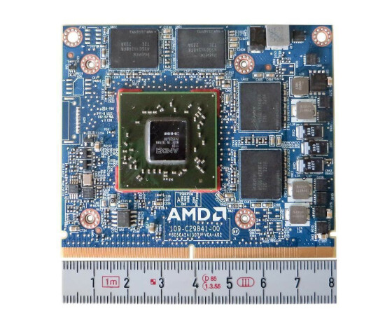 ATI HD 6770M - FIREPRO M 6950 - Grafikadapter - 1GB GDDR4 - 216-0810001
