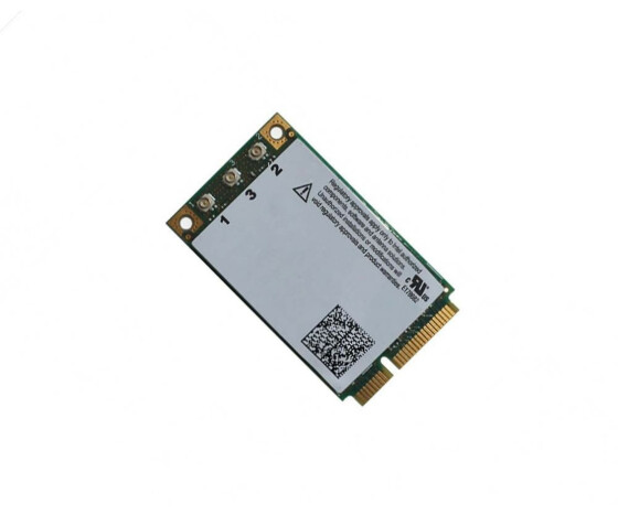 Toshiba - PA3489U-1MPC - Wireless LAN Card MiniPCI Express - K000048170
