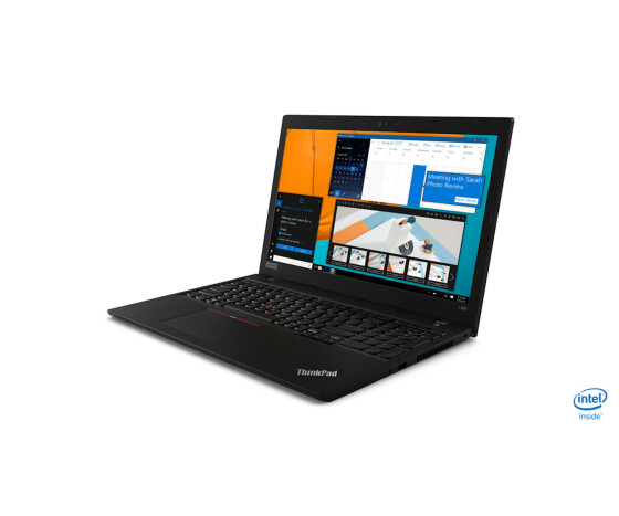 Lenovo ThinkPad L590 20Q7 - Core i7 8565U / 1.8 GHz - Win 10 Pro 64-Bit - 8 GB RAM - 256 GB SSD TCG Opal Encryption 2, NVMe - 39.6 cm (15.6) IPS 1920 x 1080 (Full HD) - UHD Graphics 620 - Wi-Fi, Bluetooth - 4G - Schwarz - kbd: German