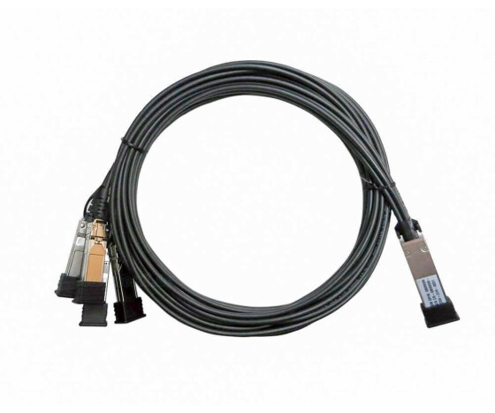 Dell PowerConnect MRN9N 0MRN9N - QSFP+ 4X SFP+ 3M CU - Kabel