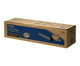 Epson Toner Cartridge Black 21k - 21000 pages - Black