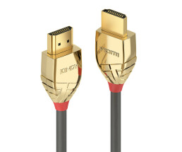 Lindy Gold Line High Speed HDMI with Ethernet - HDMI mit...