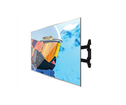 B-TECH Flat Screen Wall Mount with Double Arm - Computer...