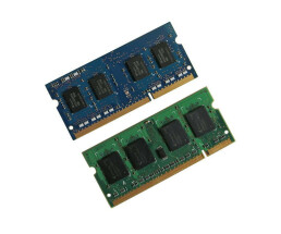 Crucial - CT51264BC1067 Memory - 4 GB - PC-8500 - SODIMM...