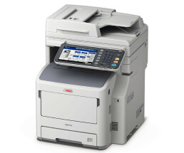 OKI MB770dn - Multifunktionsdrucker - s/w - LED - A4 (210...