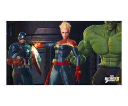 Nintendo Marvel Ultimate Alliance 3 The Black Order - Switch - Nintendo Switch - Action / RPG - Multiplayer mode - T (Teen)