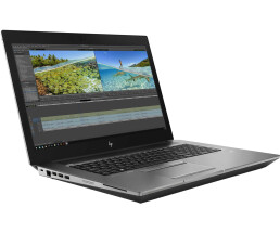HP ZBook 17 G6 Mobile Workstation - Core i7 9850H / 2.6...