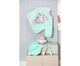 Zapf Baby Annabell Lunchset - Doll Clothing Set - 3 Year...