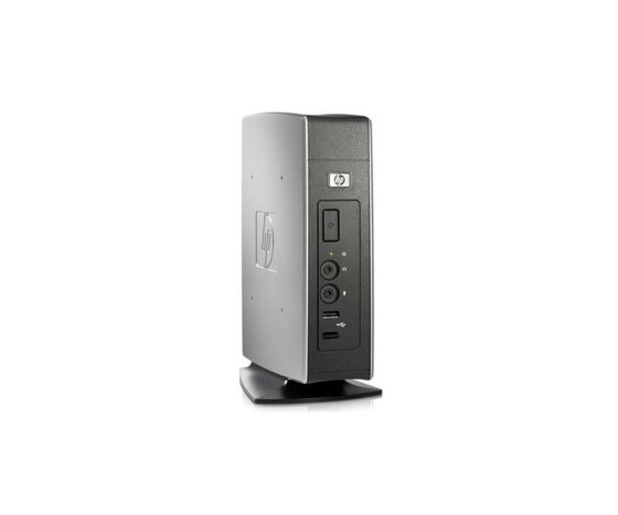 HP Thin Client t5545 - Tower - 1 x Eden 1 000 MHz - RAM 512 MB - Chrome9 HC3 - Gigabit Ethernet - Used