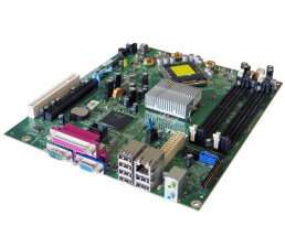 Dell WF810 Motherboard - Mainboard f�r OptiPlex 745 Small...