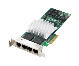 Sun x4 PCI-e Quad Gigabit Ethernet Card - 375-3481-01 -...