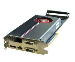 ATI HD 5770 - Radeon HD5770 - Grafikadapter - 1GB GDDR5