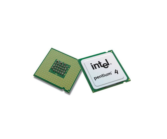 Intel Pentium 4 Processor 540 - 3.20 GHz Processor - Socket PLGA775 - L2 1 MB - 1-core