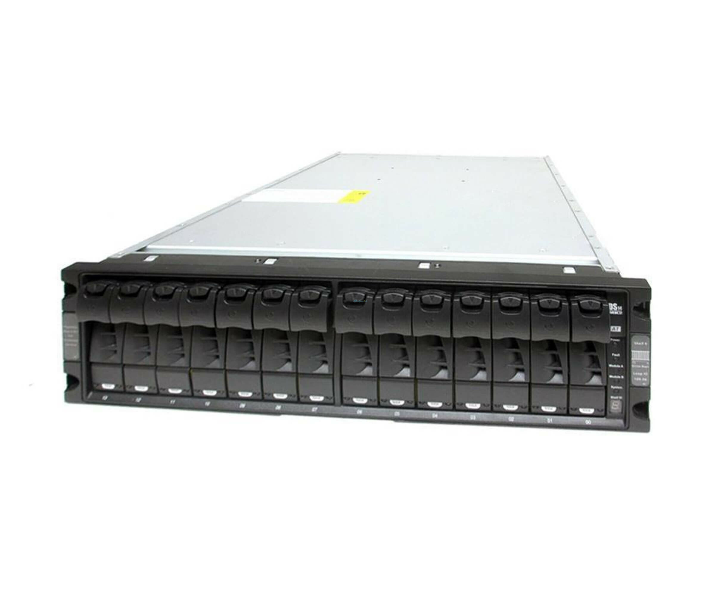 NetApp StorageShelf DS14MK2  DS14 MK2 - 14x 500GB SATA HDD - 2x AT-FCX - Used