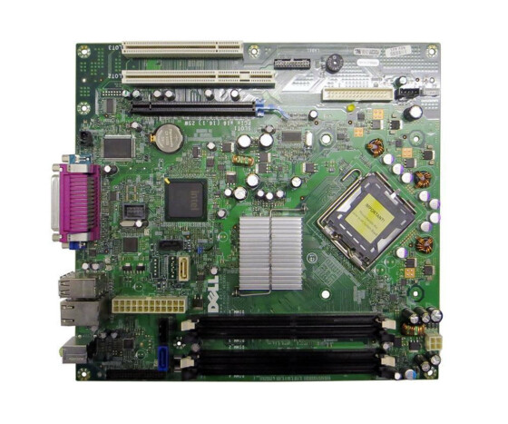 Dell DR845 Motherboard - Mainboard für Dell Optiplex 755