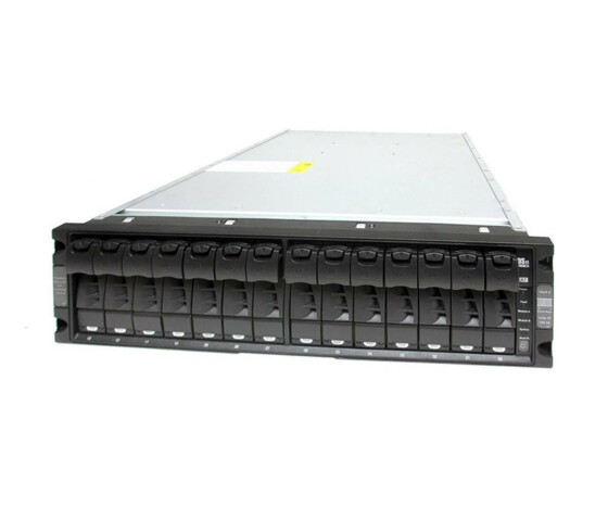 NetApp Storage Shelf DS14MK2 - 14x 750GB SATA HDD - DS14 MK2 - 2x AT-FCX - Used