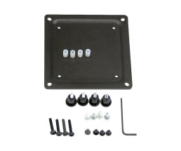 Ergotron 75 mm to 100 mm Conversion Plate Kit - 500 g -...