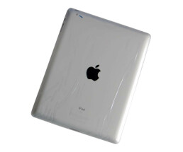 Apple iPad 2  - A1395 - 16GB - 32GB - Hülle - Cover - Abdeckung - Silber