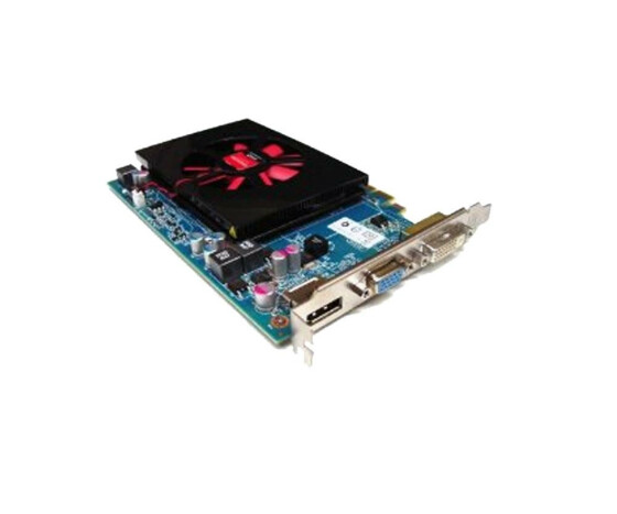 AMD Radeon HD6670 - Grafikadapter - Radeon HD6670 - PCI Express x16 - 1 GB GDDR5 - WX52N
