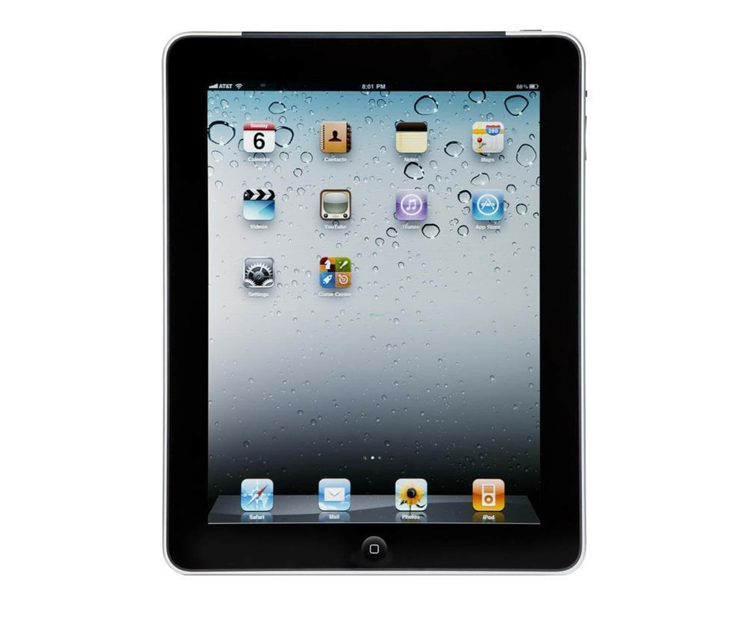 apple ipad 2 wi fi tablet 16 gb 24 6 cm 9 7 ips. Black Bedroom Furniture Sets. Home Design Ideas