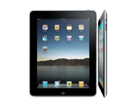 Apple iPad 2 Wi-Fi - Tablet - 16 GB - 24.6 cm ( 9.7 ) IPS...