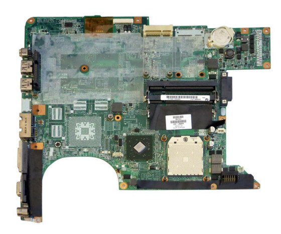 HP motherboard - 439519-005 - Motherboard - Notebook - UMA V6400