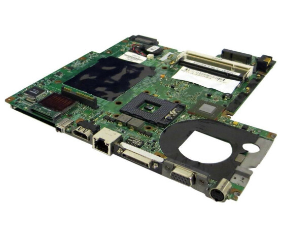 HP Motherboard - 437908-002 - Mainboard - Notebook Hauptplatine - DV2300-Viking