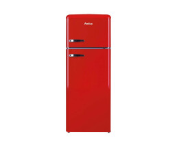 Amica KGC15630R - ST - 40 dB - 2.5 kg/24h - A++ - Red