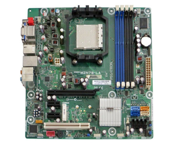 HP Pegatron M2N78-LA - NVIDIA GeForce 9100 - Socket AM3 - 573400-001