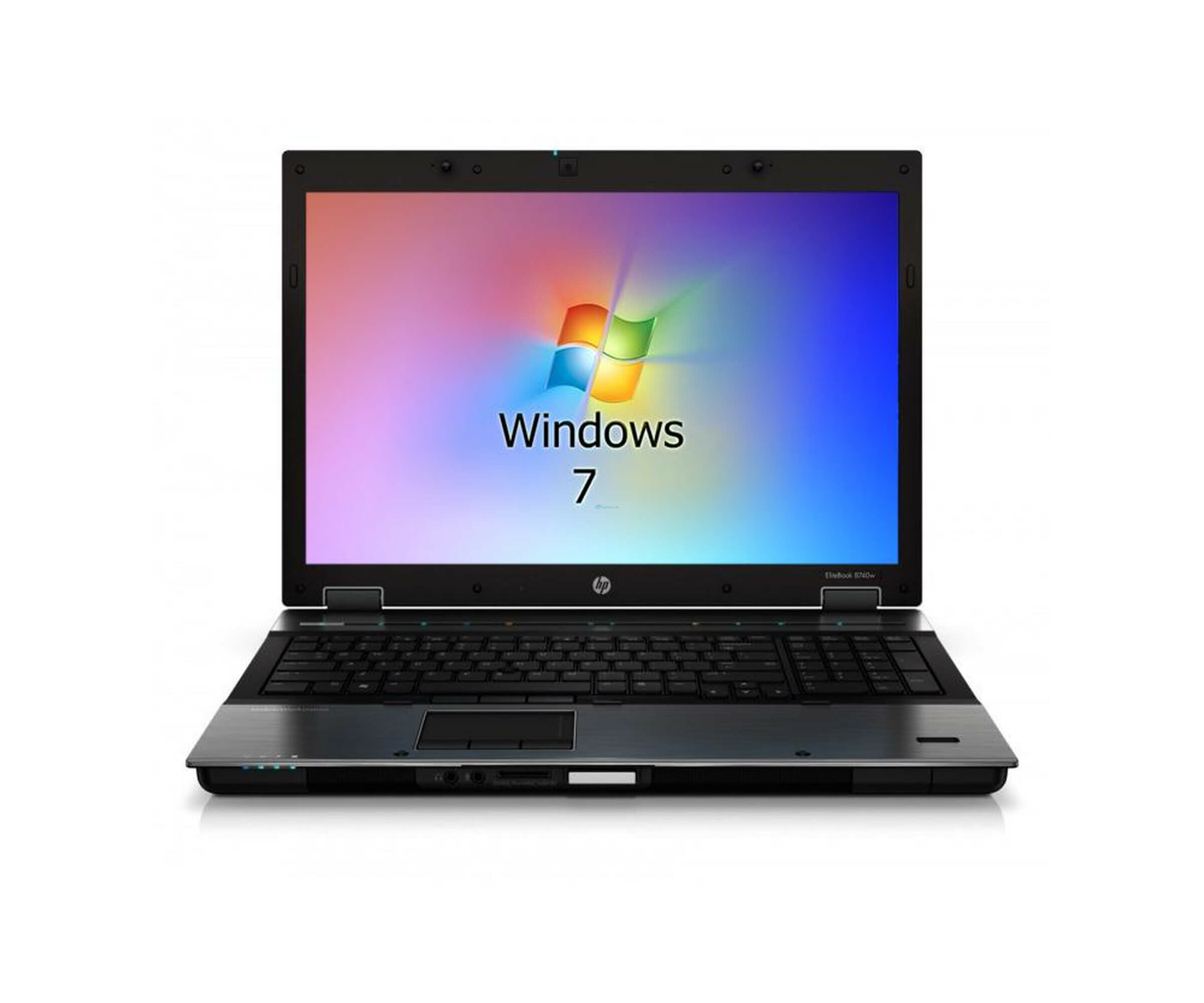 HP EliteBook Mobile Workstation 8740w - 43.2 cm 17 - Core i7 820QM - 8 GB RAM - 320 GB HDD - W7