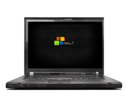 Lenovo ThinkPad W500 - Intel Core 2 Duo T9400 / 2.53 Ghz...
